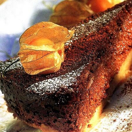 Recette de l'Amandine au chocolat