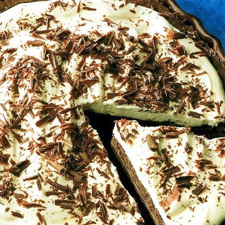 Recette de la tarte crémeuse au chocolat moelleux