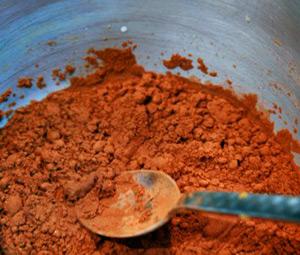 Chocolat-en-poudre