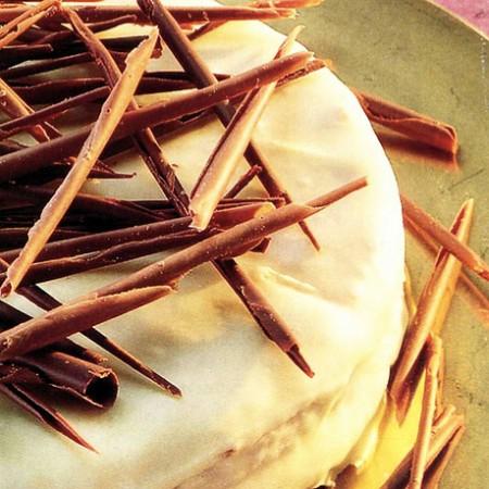 Recette gâteau biscuit aux deux chocolats
